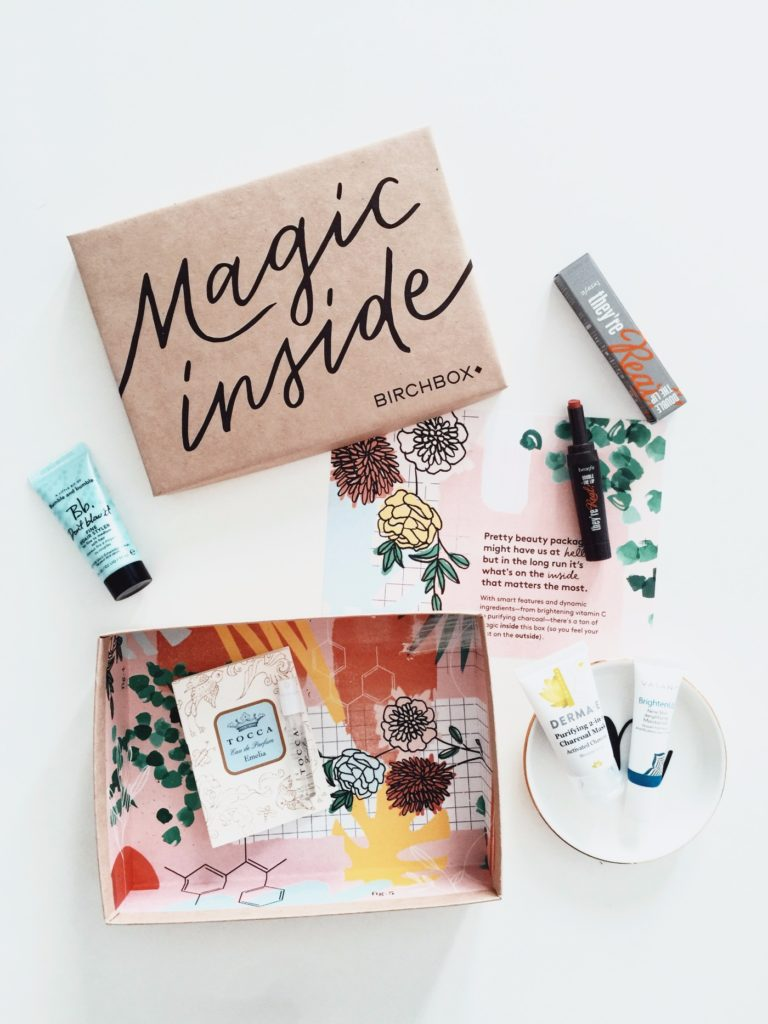 April 2017 Birchbox