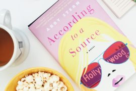 'According to a Source' by Abby Stern Book Review