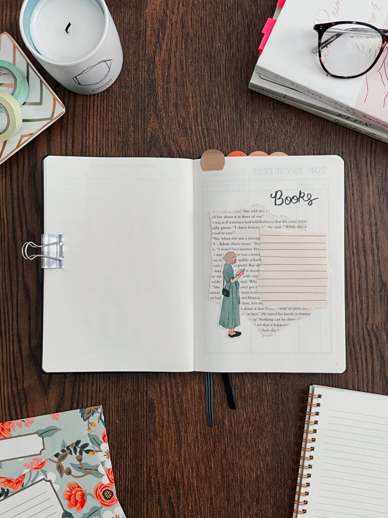 passion journal